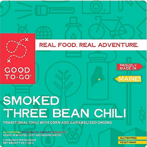 Good To Go Smoked Three Bean Chilli Double Serving