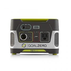 photo: Goal Zero Yeti 150 Solar Generator power storage