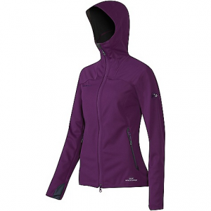 photo: Mammut Women's Ultimate Hoody soft shell jacket