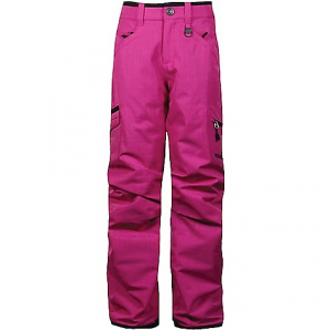 boulder gear girls' ravish pant- Save 24% Off - On Sale. Free Shipping. Boulder Gear Girls' Ravish Pant FEATURES of the Boulder Gear Girls' Ravish Pant Critical seam sealed Adjustable internal waistband Zippered hand pockets, back and cargo pocket Zippered leg ventilation Articulated knee design Grow feature (Allow legs to extend by 1 1/2in.) Boot gaiters Boulder gear trims and embroideries