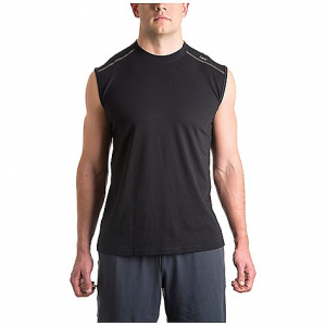 Tasc Men's Core Sleeveless Top: Save 40% Off - On Sale. Tasc Men's Core Sleeveless Top FEATURES of the Tasc Men's Core Sleeveless Top Natural temperature regulation Moisture wicking Natural Anti-Odor Technology for extended wear Natural UPF 50+ Protection 4-way stretch