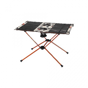 burton camp table- Save 29% Off - On Sale. Free Shipping. Burton Camp Table FEATURES of the Burton Camp Table Includes two inset cup holders Single shock corded pole structure Easy set up and take down Storage bag included Sits low to the ground and works well with Helinox camp chairs