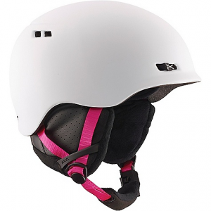anon women's griffon helmet- Save 19% Off - On Sale. Free Shipping. Anon Women's Griffon Helmet FEATURES of the Anon Women's Griffon Helmet Polycarbonate shell ABS foam Strap stash design Long-haired fleece lining Skullcandy soundby-compatible Fid lock buckle is a magnetic snap that allows you to open with one hand even when wearing gloves Multiple vents