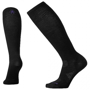 photo: Smartwool Women's PhD Ski Ultra Light Sock snowsport sock