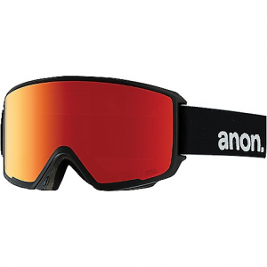 anon m3 mfi goggle- Save 19% Off - On Sale. Free Shipping. Anon M3 MFI Goggle FEATURES of the Anon M3 MFI Goggle Magna-tech quick lens change technology MFI technology patent pending Outlast fog management face fleece No-slip silicone strap Wall-to-wall vision anon. Cylindrical lens technology Over the glasses compatible Triple layer face foam is moisture wicking and provides a perfect, comfortable fit ICT (Integral Clarity Technology) Full perimeter channel venting ensures maximum airflow and helps keep goggles clear and fog-free Lightweight thermoplastic polyurethane frame