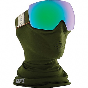 anon mig mfi goggle- Save 19% Off - On Sale. Free Shipping. Anon MIG MFI Goggle FEATURES of the Anon MIG MFI Goggle MFI (Magnetic Facemask Integration) patent pending No-slip silicone strap Over the glasses (OTG) compatible Anon spherical lens technology Triple layer face foam is moisture wicking and provides a perfect, comfortable fit ICT (Integral Clarity Technology) Lightweight thermoplastic polyurethane (TPU) frame Includes a microfiber goggle bag