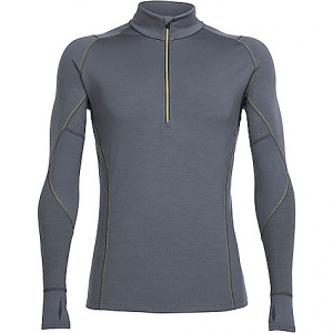 icebreaker men's winter zone ls half zip- Save 15% Off - On Sale. Free Shipping. Icebreaker Men's Winter Zone LS Half Zip FEATURES of the Icebreaker Men's Winter Zone Long Sleeve Half Zip Raglan sleeves Deep venting front zip Zoned panels for warmth and breathability Flatlock seams prevent chafing Icebreaker heat transfer logo