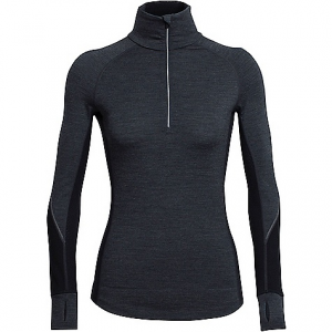 icebreaker women's winter zone ls half zip top- Save 30% Off - On Sale. Free Shipping. Icebreaker Women's Winter Zone LS Half Zip Top FEATURES of the Icebreaker Women's Winter Zone Long Sleeve Half Zip Top Zoned body mapping technology for optimal thermal regulation Zip neck collar for temperature regulation Ergonomic seam placement for layering Flatlock seams prevent chafing Dropped front and back hem for added coverage Icebreaker tonal heat transfer logo