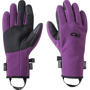 photo: Outdoor Research Women's Gripper Gloves fleece glove/mitten