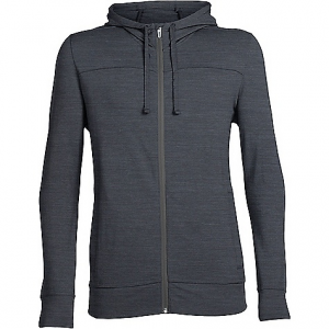 Icebreaker Shifter Long Sleeve Zip Hood