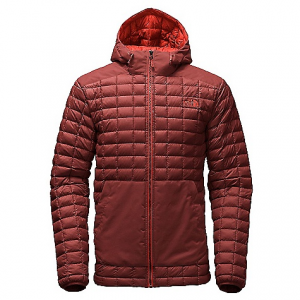 photo: The North Face Thermoball Snow Hoodie synthetic insulated jacket