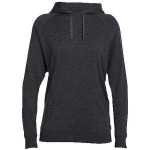 Icebreaker Meadow Long Sleeve Hood