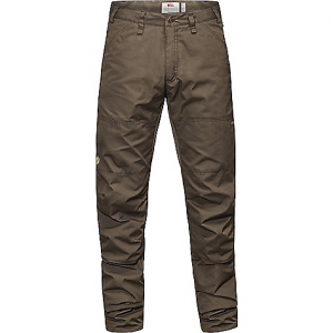 fjallraven men's barents pro winter jean- Save 35% Off - On Sale. Free Shipping. Fjallraven Men's Barents Pro Winter Jean FEATURES of the Fjallraven Men's Barents Pro Winter Jean Lined with high loft mesh for warmth and comfort during the colder seasons Made from G-1000(R) Original with double layers of fabric on the thighs and knees for extra durability Pre-shaped knees with openings for knee pads Two hand pockets Two back pockets with buttoned flaps Multi-tool pocket Small loop at the waist, perfect for attaching a knife or a pair of gloves Raw length leg endings can be hemmed to match your fit