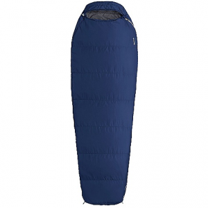 photo: Marmot NanoWave 50 Semi Rec warm weather synthetic sleeping bag