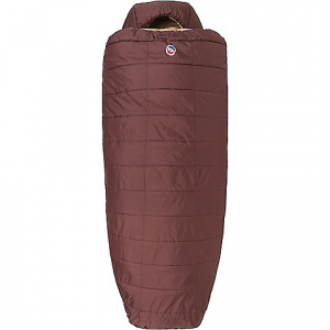 photo: Big Agnes Elk Park -20° cold weather synthetic sleeping bag