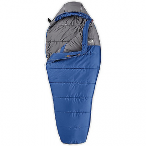 photo: The North Face Women's Aleutian 20/-7 3-season synthetic sleeping bag
