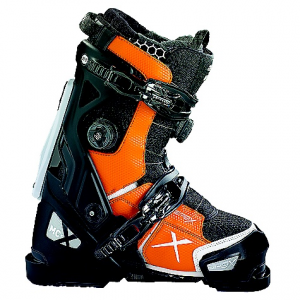 apex ski boots mc-x ski boot- Save 25% Off - On Sale. Free Shipping. Apex Ski Boots MC-X Ski Boot FEATURES of the Apex Ski Boots MC-X Ski Boot EVA heat moldable liner with Thinsulate(R) for added warmth Liner speed laces included Adjustable Flex-arm for multiple forward lean positions Tunable A-Flex Suspension(TM) and cuff alignment Micro & macro adjustable buckles 18 points of closure Two Boa(R) closure zones External Tongue construction for smooth closure and water shedding Vibram(R) IceTrek outsole