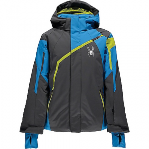 photo: Spyder Boys' Challenger Jacket snowsport jacket