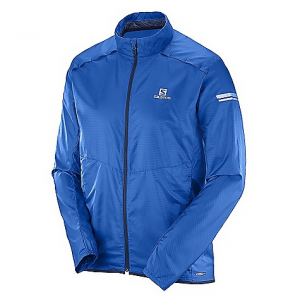 salomon men's agile jacket- Save 21% Off - On Sale. Free Shipping. Salomon Men's Agile Jacket FEATURES of the Salomon Men's Agile Jacket Advanced skin shield Air vent system Articulated sleeves Full zip 2 Zipped pockets 360Adeg Reflective treatment Water-resistant coating