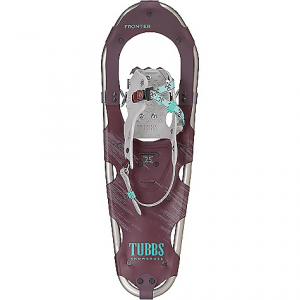photo: Tubbs Women's Frontier Series recreational snowshoe