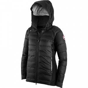 photo: Canada Goose Women's HyBridge Hoody down insulated jacket