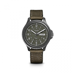 filson skagit field watch- Save 27% Off - On Sale. Free Shipping. Filson Skagit Field Watch FEATURES of the Filson Skagit Field Watch Slim profile for mobility in the field Day and date functionality 40mm stainless steel case with Horween leather strap Anti-reflective sapphire crystal to reduce glare Screw-down crown with 20 ATM rating