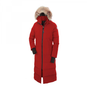 photo: Canada Goose Mystique Parka down insulated jacket