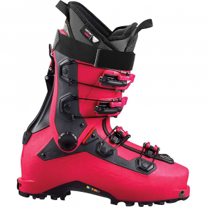 dynafit women's beast ski boot- Save 25% Off - Features of the DynaFit Women's Beast Ski Boot Precision lock system guarantees precise power transmission Engineered to ski deep powder with minimal speed loss and to lessen the effect of unexpected impacts Lambda frame provides lateral and front rigidity Master Step Insert enables easier entry by 50%