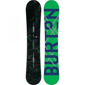 burton men's custom x snowboard- Save 30% Off - Features of the Burton Men's Custom X SnowBoard Camber: Powerful, poppy, precise-camber speaks to core values of Board design Snappy suspension, camber distributes weight evenly over entire length of Board for smooth, continuous edge control from tip to tail Directional Shape: classic SnowBoard shape, designed to be ridden with a slightly longer nose than tail to concentrate pop in tail, plenty of float, flow, and control to rip any terrain or condition Twin Flex: Perfectly symmetrical from tip to tail for a balanced ride that's equally versatile regular or switch FSC Certified Dragonfly 600G Core: lighter weight species without sacrificing strength Custom X, antler, and Antler Flying V Multizone EGD:Engineered Wood grains for more edge-hold, response, and strengthIn four separate zones, Wood grain is perpendicular to core adjacent to Channel- Area from which a rider's power emanates-for ultimate strength and edge control 45Adeg Carbon Highlights High Voltage: Carbon Highlights optimizes each layer of fiberglass matrix and adds a full tip-to-tail carbon layer to reduce weight and fine tune torsional, 60Adeg fiber angle creates a Highly maneuverable and playful feel, 45Adeg fiber angle provides a more aggressive ride Hi-voltage models, Custom X, carbon strands, fiber layers to add life and faux fur r reduce weight Sintered WFO Base: Infusing a specially formulated wax deep into pores of this extra-absorbent, High-Density sintered material results in an ultra-durable base that stays wide Squeezebox High: Profiled core for easier Board control, more energy, and pop Integrating carbon fleece into classic squeezebox profile, carbon enables almost instant response in tip and tail Channel: Stronger, faster, easier, and more adjustable ultimate control of stance and Board, compatible with all major bindings Frostbite Edges: Wavy serrated knife edges, frostbite extends out slightly beneath your bindings for tremendous edge-hold on hard, icy conditions Frostbite Edges Are hungry for hard-pack while remaining smooth, flowing, and forgiving Pro-Tip: Tapered tip and tail thickness reduces swing weight for easier mobility Infinite Ride: Burton-exclusive Technology allows us to Maximize pop and strength by overbuilding Board, springloaded, Rocker, camber, your Board will maintain its flex, pop, and feel from first day forward, season after season