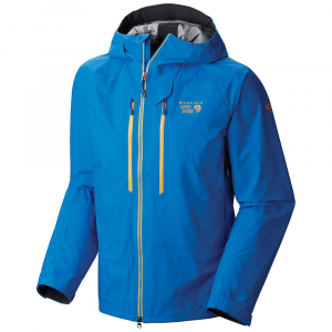 photo: Mountain Hardwear Men's Seraction Jacket waterproof jacket