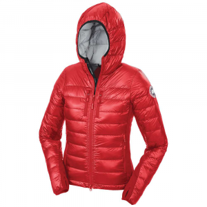 photo: Canada Goose Women's Hybridge Lite Hoody down insulated jacket
