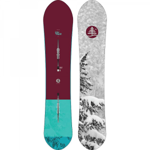 burton women's day trader snowboard- Save 29% Off - Features of the Burton Women's Day Trader SnowBoard Directional Shape: classic SnowBoard shape, designed to be ridden with a slightly longer nose than tail to concentrate pop in tail, plenty of float, flow, and control to rip any terrain or condition 12MM Taper: A tapered shape means nose is wider than tail, promoting smooth turn entry and exit, stability at speed, and enhanced deep Snow flotation Look for different amounts of taper throughout line Directional Flex: This flex Features increased pop in tail and a more resilient nose riders to easily maintain control through all terrain and conditions FSC Certified Super Fly 800G Core: Lightened up and loaded with pop, vertical sandwich of hard and soft Woods saves weight and improves snap and response faux fur r optimized for float in freeride focused Boards, strength in park-focused Boards Dualzone EGD: Engineered Wood grains for more edge-hold, response, and strength Wood grain is positioned along toe and heel edges on two continuous zones, perpendicular to rest of Wood core, for consistent edge-hold and added strength Triax Fiberglass: Versatile flex and response for everything from mini to mega shred Recycled Sintered WFO Base: Infusing a specially formulated wax deep into pores of this extra-absorbent, High-Density sintered material results in an ultra-durable base that stays wide Squeezebox: Profiled core for easier Board control, more energy, and popThis patent-pending Technology improves pop and Performance through balance of thicker, more powerful core sections with thinner, more flexible sections Rider energy is transferred outward from beneath feet, energizing tip and tail while making Board snappier, more stable, and easier to manipulate Channel: Stronger, faster, easier, and more adjustable ultimate control of stance and Board, compatible with all major bindings EcoZen Topsheet: Hyper clear co-polyester material creates from renewable raw materials Infinite Ride: Maximize pop and strength by overbuilding Board, springloaded, Rocker, camber, your Board will maintain its flex, pop, and feel from first day forward, season after season