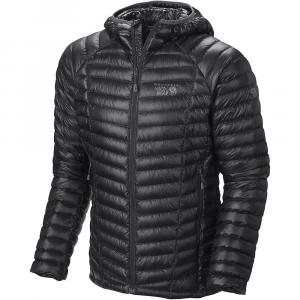 photo: Mountain Hardwear Men's Ghost Whisperer Hooded Down Jacket down insulated jacket
