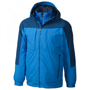 photo: Marmot Men's Gorge Component Jacket component (3-in-1) jacket