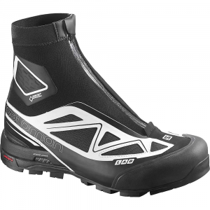 salomon s-lab x alp carbon gtx boot- Save 30% Off - Features of the Salomon S-LAB X ALP Carbon GTX Boot Anti-debris mesh 1.3mm Highly Resistant and Waterproof Synthetic Seamless sensiFit Highly Resistant and Waterproof Textile 2.5mm Protective rubber toe cap 1.5mm Protective rubber heel cap Protective ankle pads Protective TPU Mudgard Quicklace Heel Strap Lycra collar Heel foam Forefoot Protected EVA Gusseted tongue Zip gaiter OrthoLite
