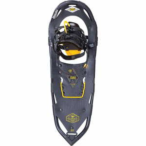 atlas serrate 25 snowshoe- Save 33% Off - Features of the Atlas Serrate 25 Snowshoe Performing on steeper and more advanced terrain without compromising comfort Peak Series with its lightweight and Performance-driven design Higher-grade aluminum construction that blends cylindrical Elliptical shaping to increase strength in all load-bearing Areas Toe crampon with tempered steel rear traction for secure grip on icy terrain Silicone straps that glide through low-friction buckles with a smooth buckle release for easy on-off use Snowshoe close underfoot for easy maneuvering and suspends your foot so it can move freely with its intended articulation Suspension absorbs impact and lets your foot flex naturally side-to-side for a comfortable Stable position on traverses and uneven terrain SLS enhances traction control Calf muscles tire quickly and traction decreases 7075 Aluminum Reactiv frame changes from a cylindrical to an elliptical shape to increase strength