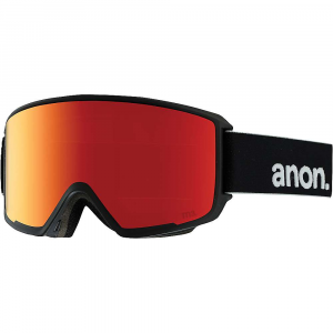 anon m3 mfi goggle- Save 30% Off - Features of the Anon M3 MFI Goggle Magna-Tech quick lens change Technology MFI Technology patent pending Outlast fog management face fleece No-slip silicone strap Wall-to-wall vision anon. Cylindrical lens Technology Over the glasses compatible Triple layer face foam is moisture wicking and provides a perfect, comfortable Fit ICT (Integral Clarity Technology) Full perimeter channel venting ensures maximum airflow and helps keep goggles clear and fog-free Lightweight thermoplastic polyurethane frame