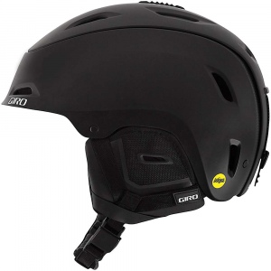 giro range mips snow helmet- Save 15% Off - The Giro Range MIPS Snow Helmet is a two-piece helmet for safety and comfort while riding Snow. Durable for the hard falls and flexible for all-day comfort you can wrap your head around. The MIPS Technology protects and will totally make your mom happy while the Matte colors and design will keep you looking fresh and in style. The vents adjust so you can choose your level of cooling and there is even a built in GoPro; mount integrated directly into the shell, so you can pop on a camera and get some awesome POV of your shredding skills. Features of the Giro Range MIPS Snow Helmet Multi-directional impact protection system GoPro compatible camera mount integration POV camera mount included Low-profile design Fidlock magnetic buckle closure XT2 anti-odor protection Compatible with aftermarket Giro audio systems by outdoor Tech Seamless compatibility with all Giro goggles Thermostat control adjustable venting Stack ventilation Super cool vents Conform Fit Technology X-Static anti-microbial padding