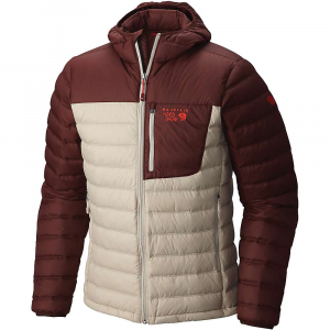 Mountain Hardwear Men's Dynotherm Down Hooded Jacket