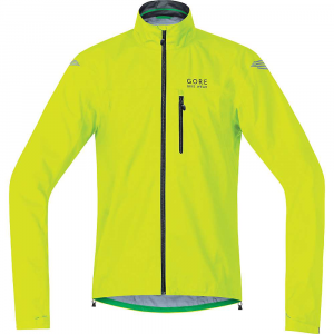gore bike wear men's element gore-tex active shell jacket- Save 19% Off - Features of the Gore Bike Wear Men's Element Gore-Tex Active Shell Jacket Long back Zip tags for easy opening Napoleon pocket with zip Back zipped stow pocket Zip-under-flap and zip-port Adjustable cuff Velcro fastening for separate hood Hem width can be adjusted by cordstopper and elastic drawstring Reflective piping on back and sleeves Reflective logo on front and back Reflective print on shoulders