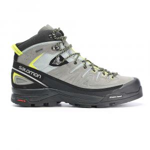 Image of Salomon Men's X Alpine Mid Leather GTX Boot