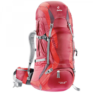 photo: Deuter Futura Vario Pro 45+10 SL overnight pack (2,000 - 2,999 cu in)