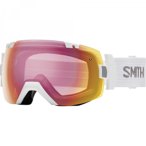 smith iox goggle- Save 15% Off - The Smith IOX Goggle is a Snow goggle for enjoying the mountain on skis or SnowBoard. Protect your eyes from damaging rays of light, Snowflakes, wind and more. The extra-large lens is spherical, giving you a wide field of view, plus plenty of peripheral vision. The better you can see, the better you can avoid dangerous Areas or other skiers/Boarders. The 5X; anti-fog Technology keeps the lens clear for longer, so you can be out all day. Features of the Smith IOX Goggle Medium/Large Fit Quick Release Lens System Spherical, Carbonic-X Lens with TLT Optics 5X Anti-Fog Inner Lens Patented Vaporator Lens Technology with Porex Filter Includes Two Performance Mirror Lenses Ultra-Wide, Silicone Backed Strap Quick Fit Strap Adjustment System with Clip Buckle 3-Layer DriWix Face Foam Helmet Compatible Includes Microfiber Goggle Bag with Replacement Lens Sleeve Floating Foam Membrane Eliminates Eyeglass Temple Pressure