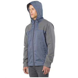 prana men's inception jacket- Save 63% Off - Features of the Prana Men's Inception Jacket Water-proof heathered polyester with durable water-repellent (DWR) finish Fully seam sealed 2.5 layer with 3K / 3K breathable laminate Water-proof CF zipper Adjustable hood Mesh vents at center back and in pockets Welt zippered hand pockets Adjustable velcro cuff tabs Resistant to penetration by water but not entirely waterproof Wrinkle-resistant clothing that you can simply take out of the bag, hang and wear. Made with fabric that has stretch and a light-weight feel