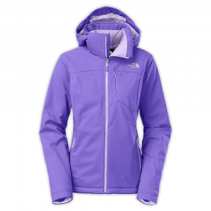 photo: The North Face Women's Apex Elevation Jacket soft shell jacket