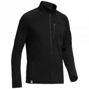 photo: Icebreaker Sierra Long Sleeve Zip wool jacket
