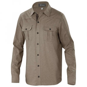 ibex men's northstar shirt- Save 33% Off - Features of the Ibex Men's Northstar Shirt Mid-weight flannel plain woven
