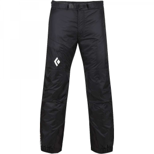 photo: Black Diamond Stance Belay Pants synthetic insulated pant