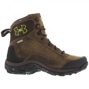 Under Armour Men's UA Wall Hanger Leather Boot