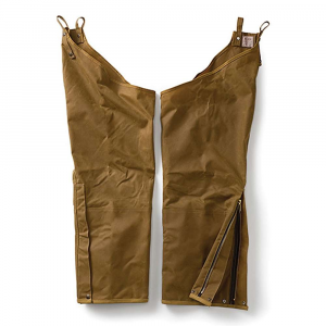 Image of Filson Men's Double Tin Chaps with Leg Zippers